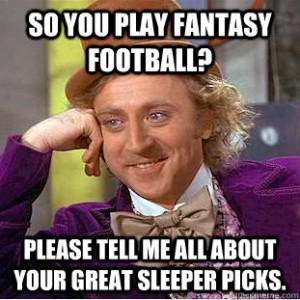 Photo Credit: http://dirtywatermedia.com/the-dwn-fantasy-football-guru-dream-sleepers/